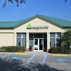Regions Bank Clark Road in Sarasota