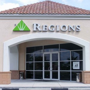 Regions Bank Northport in North Port