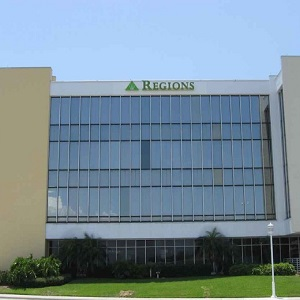 Regions Bank Downtown Naples en Naples