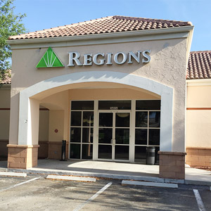 Regions Bank Bonita Springs in Bonita Springs