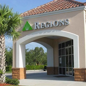 Regions Bank Tarpon Bay in Naples