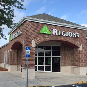 Regions Bank Crystal River W Gulf To Lake Hwy in Crystal River