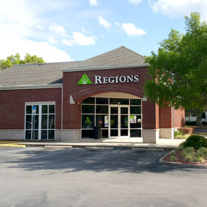 Regions Bank Downtown Ocala in Ocala