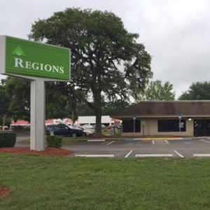 Regions Bank Forest in Silver Springs