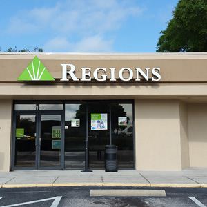Regions Bank Mariner in Spring Hill