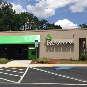 Regions Bank Homosassa Springs in Homosassa Springs