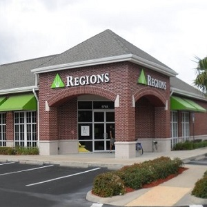 Regions Bank Regency in Jacksonville
