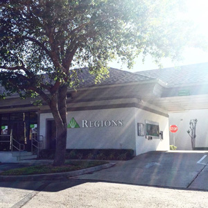 Regions Bank Dupont Station in Jacksonville