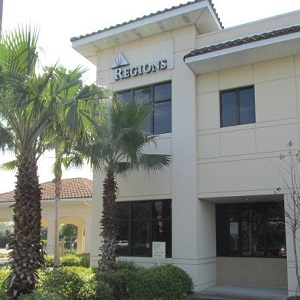Regions Bank Ponte Vedra in Ponte Vedra Beach