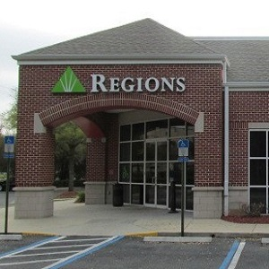 Regions Bank Busch Dr in Jacksonville