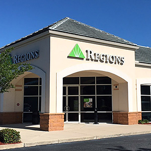 Regions Bank Fleming Island in Orange Park