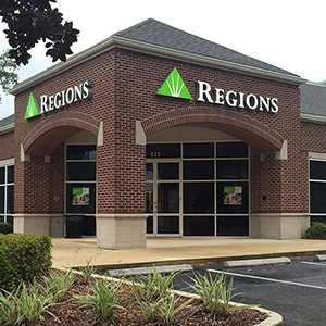 Regions Bank Julington Creek in St. Johns