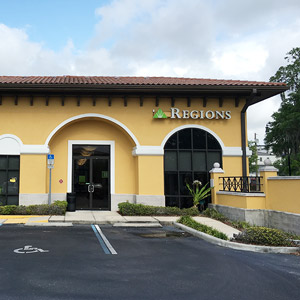 Regions Bank Winter Park Morse Blvd in Winter Park