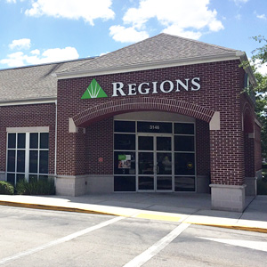 Regions Bank South Orlando S Orange Ave en Orlando
