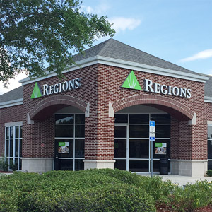 Regions Bank Seminole Town Center in Sanford