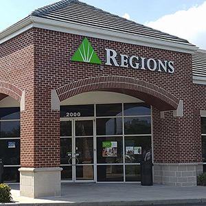 Regions Bank John Young Bermuda en Kissimmee