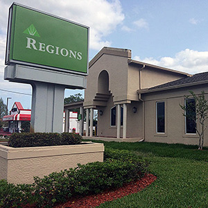 Regions Bank Cheney Hwy in Titusville