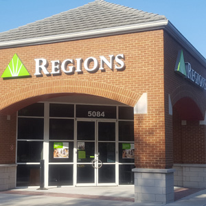 Regions Bank Dr Phillips Blvd en Orlando