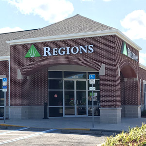 Regions Bank Murrell And Barnes in Rockledge