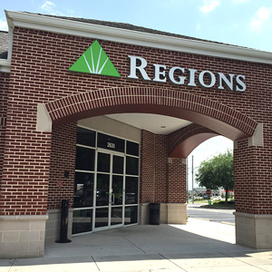 Regions Bank Clermont in Clermont