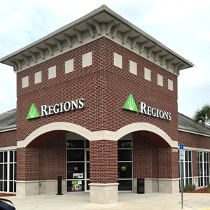 Regions Bank Hunters Creek in Orlando