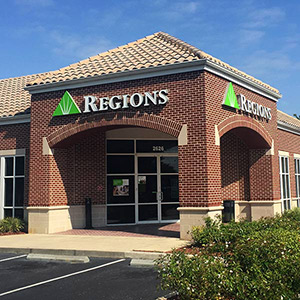 Regions Bank Orange City in Orange City