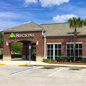 Regions Bank Lake Conway in Orlando