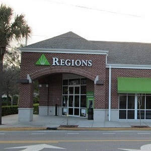 Regions Bank College Park Orlando in Orlando