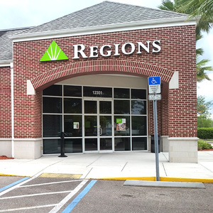 Regions Bank Southchase in Orlando