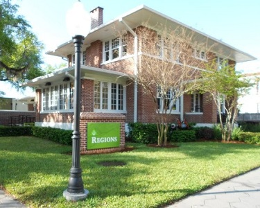 Regions Bank Avondale in Jacksonville