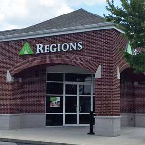 Regions Bank Alafaya Woods in Oviedo