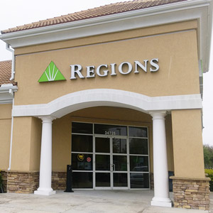 Regions Bank Kelly Plantation in Destin
