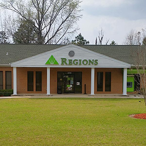Regions Bank Paxton in Paxton