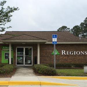 Regions Bank Freeport in Freeport