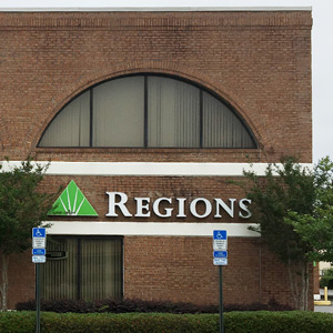 Regions Bank Pensacola Beverly Pkwy in Pensacola