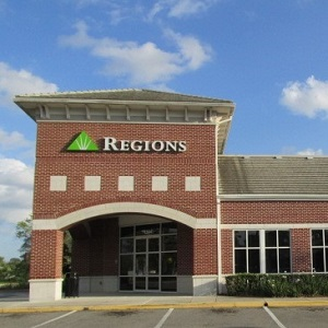 Regions Bank Edgewater in Edgewater