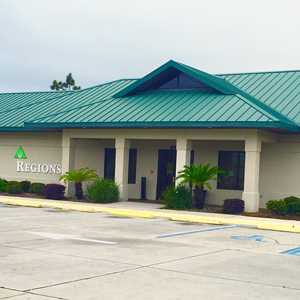 Regions Bank Middle Beach Rd in Panama City Beach