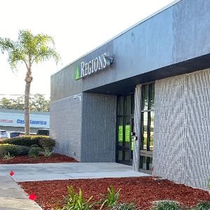 Regions Bank West Tampa Hillsboro en Tampa