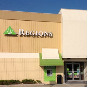 Regions Bank Ormond By The Sea in Ormond Beach