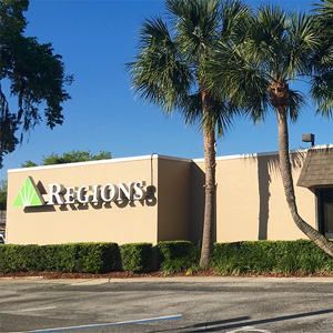 Regions Bank Trails in Ormond Beach