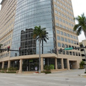 Regions Bank Cityplace in West Palm Beach