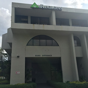 Regions Bank Kendall en Miami