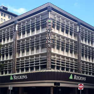 Regions Bank Downtown Miami in Miami
