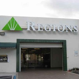 Regions Bank Little Havana in Miami