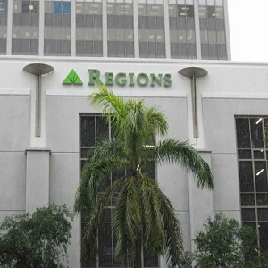 Regions Bank Ft Lauderdale en Fort Lauderdale