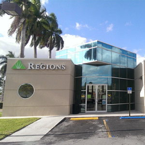 Regions Bank West Tamiami in Miami