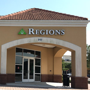 Regions Bank West Palm Beach in West Palm Beach