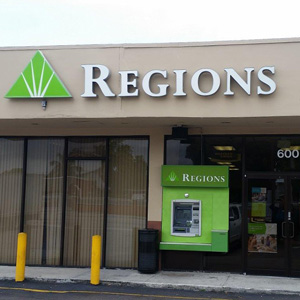 Regions Bank East Hialeah in Hialeah