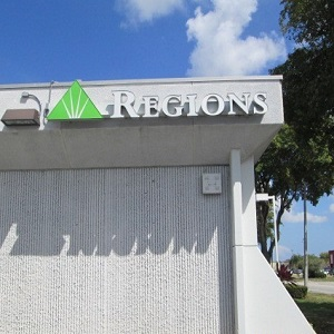 Regions Bank Palmetto Lakes en Miami Gardens
