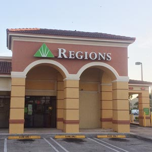 Regions Bank Country Walk in Miami